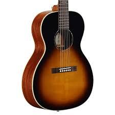Alvarez Delta 00E/TSB Artist Blues Style Guitar