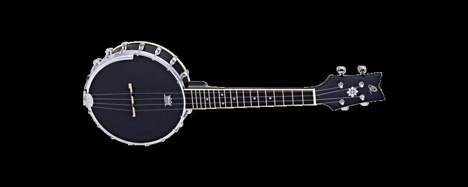 Ukulele Banjo  - Banjolele - Raven Series -
