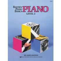 Bastien Piano Basics - Level 2