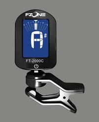 Clip on Tuner FT2000C Chromatic Tuner