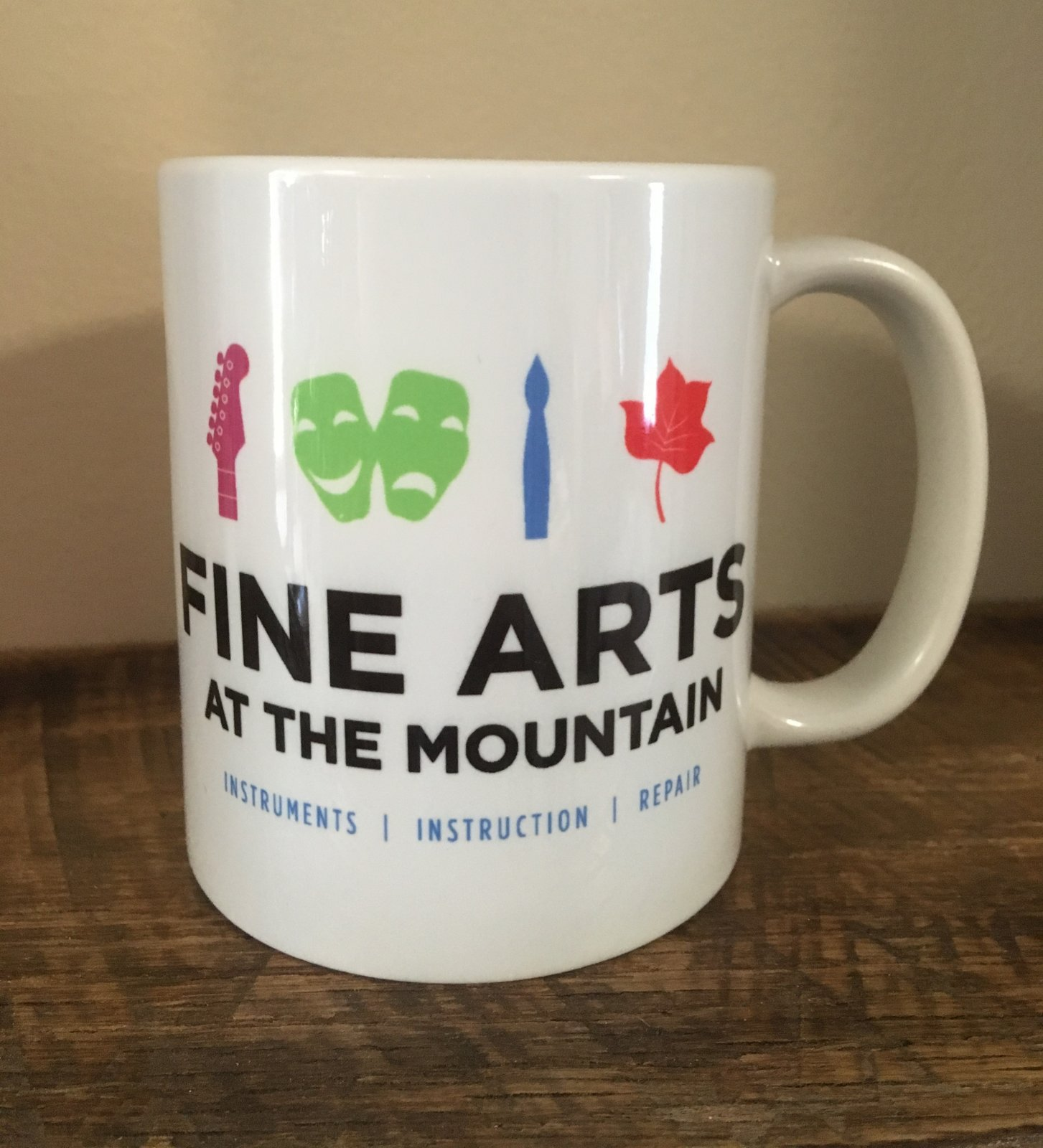 Coffee Cup - Fine Arts