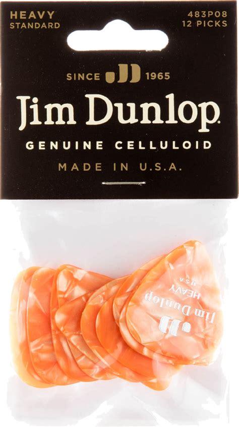 Dunlop Orange Pearl Cl12-PolyPack - 483p08med