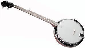 Left Handed 5 String Banjo - Savannah
