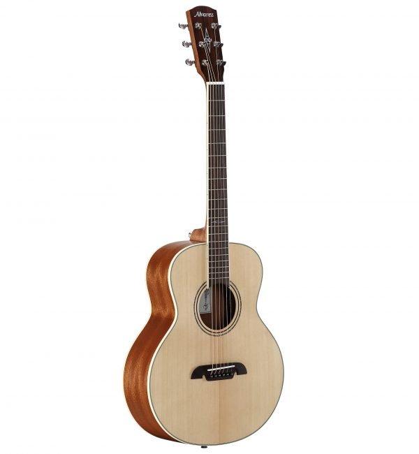 Alvarez Guitar LJ2E  With Case Artist Series