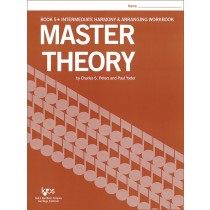 Master Theory  Book 5 Intermediate Harmony & Arranging