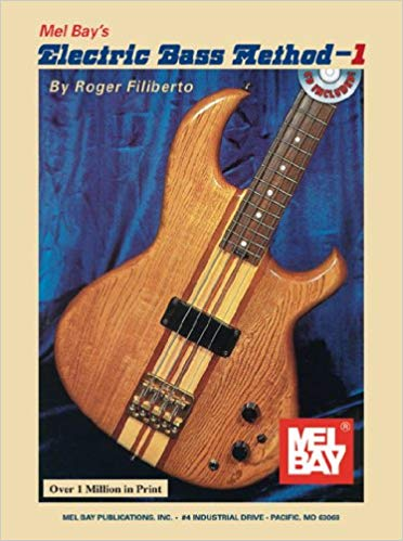 Mel Bay Electric Bass Method - Book 1