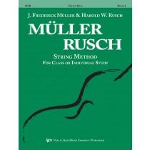 Muller Rusch String Bass Book 1