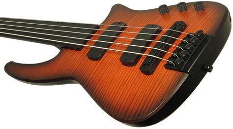 NXT5a RADIUS Sunburst _ Bass Guitar
