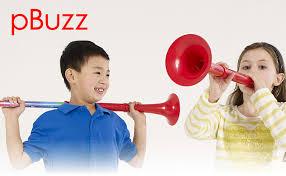 pBuzz, Kid's Musical Instrument