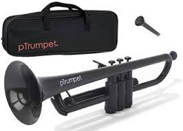 PTrumpet Plastic Trumpet - Black