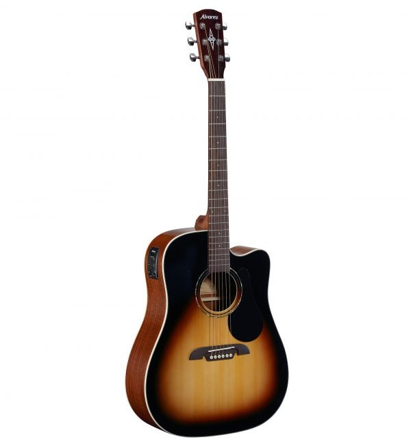 Alvarez RD26CESB Cutaway Electric Acoustic with DLX Carry Bag