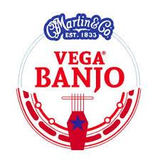 Vega Retro Banjo 5-String - Monel Wound -  Medium