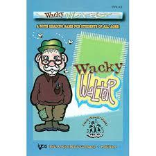 Wacky Words Starring Walter