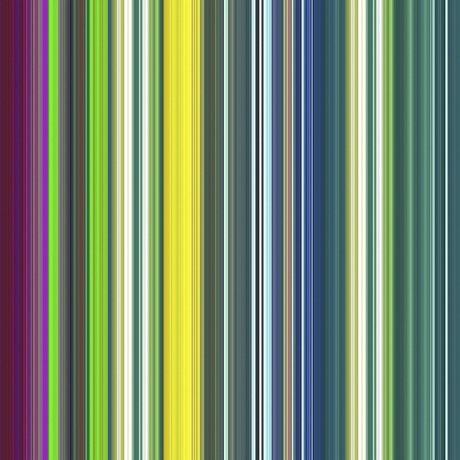 Multicolor Stripe Fat Quarters
