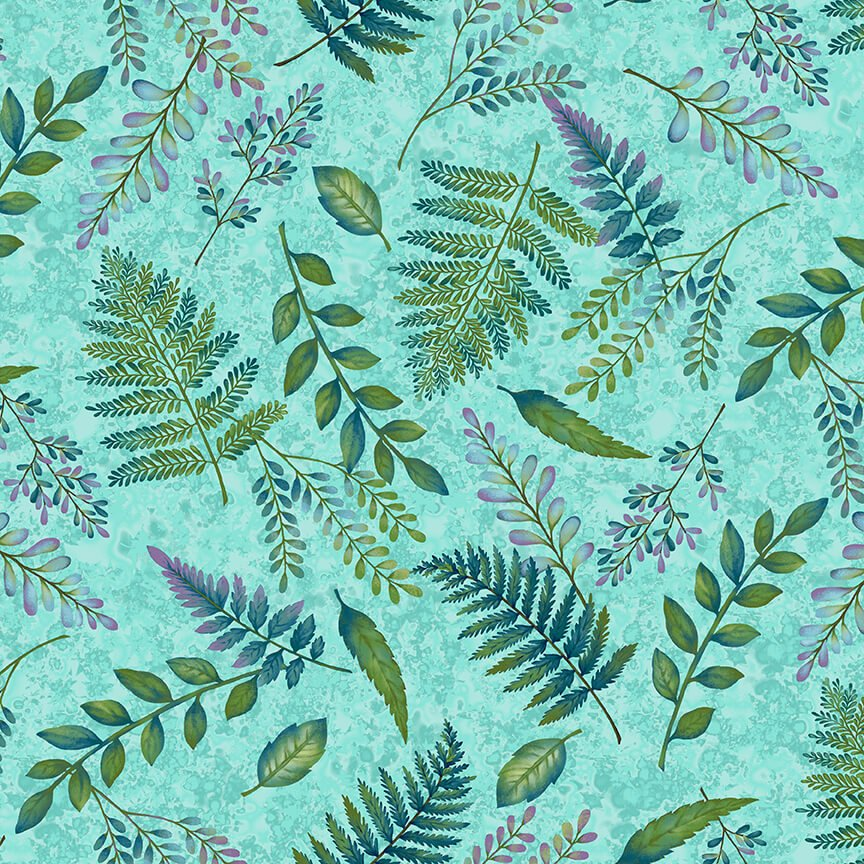 Fern Toss Fat Quarters