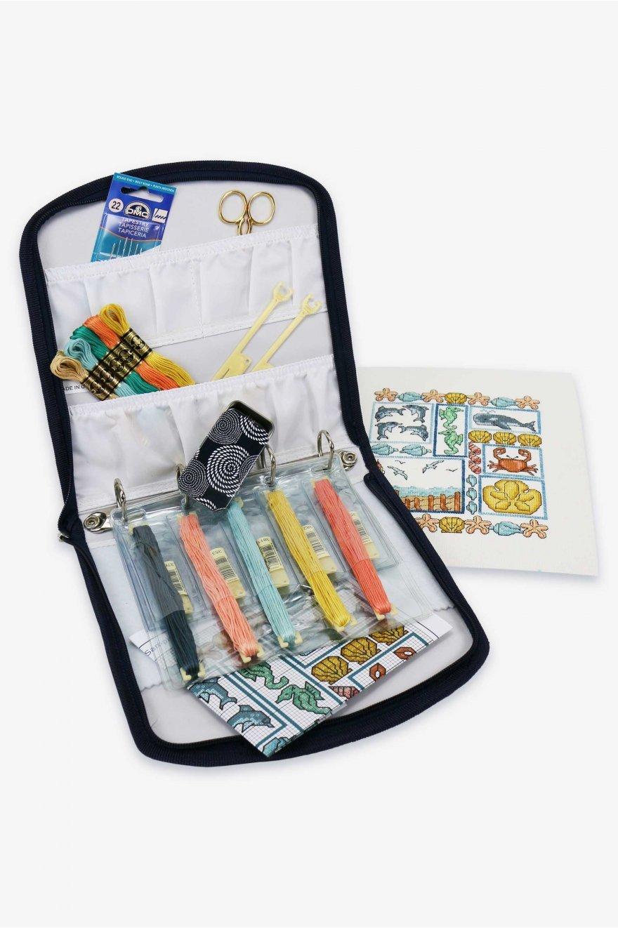 StitchBow™ Mini Needlework Travel Bag