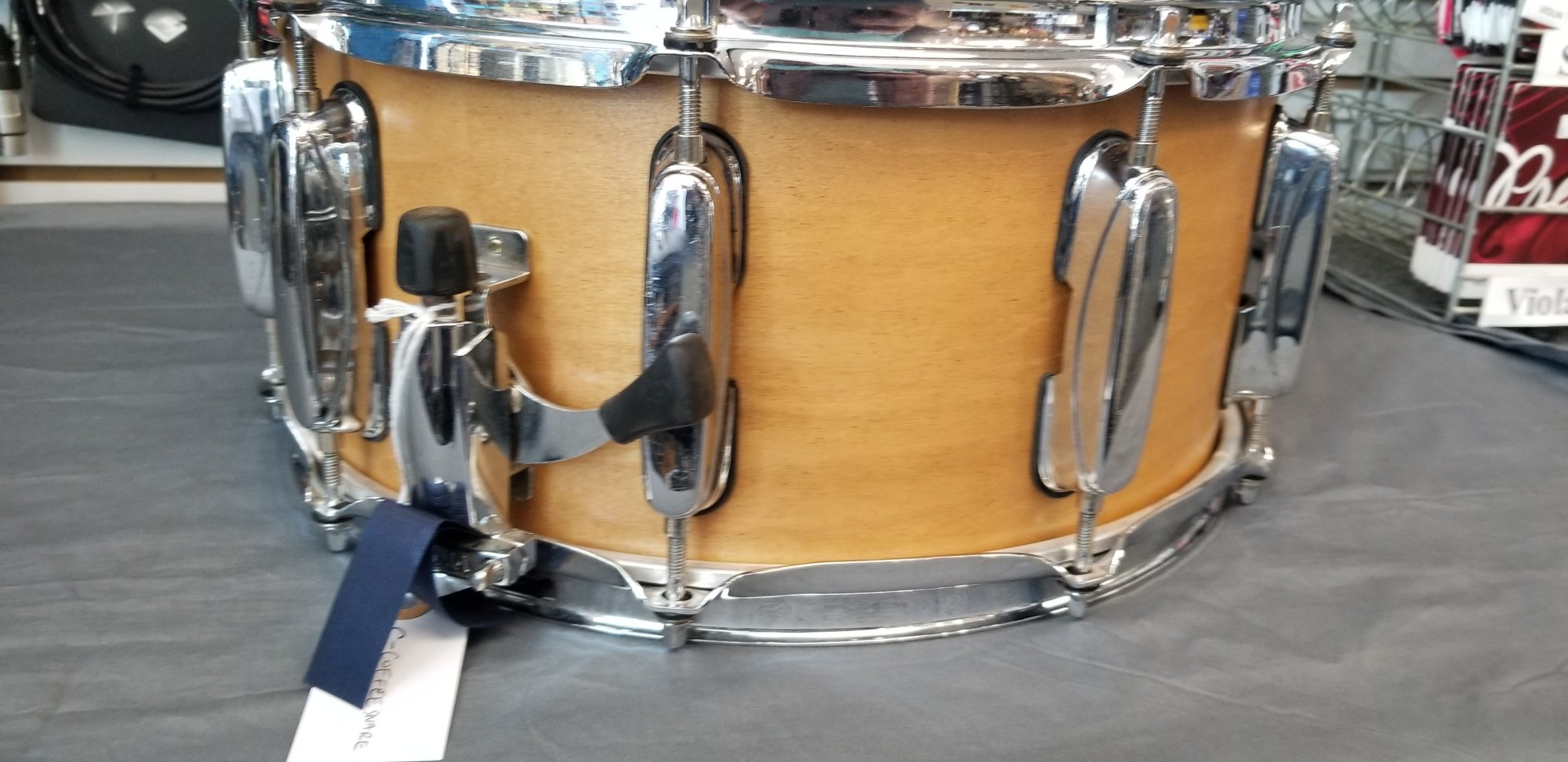 6 1/2 X 14 COFFE SNARE TMA RESTORED