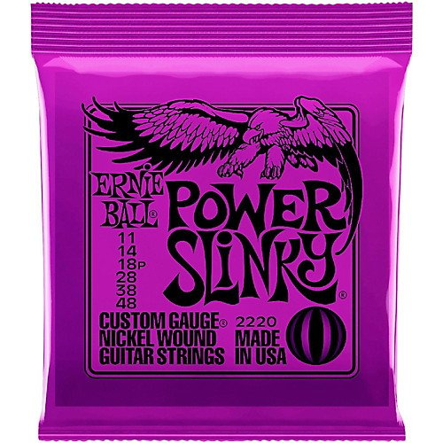 Ernie Ball Power Slinkys