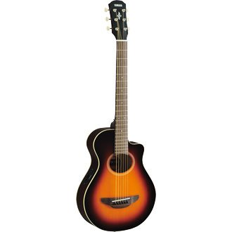 Yamaha APX 3/4 acoustic electric sunburst