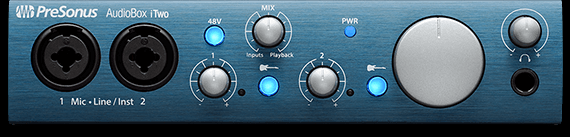 Presonus AudioBox ITwo USB Interface
