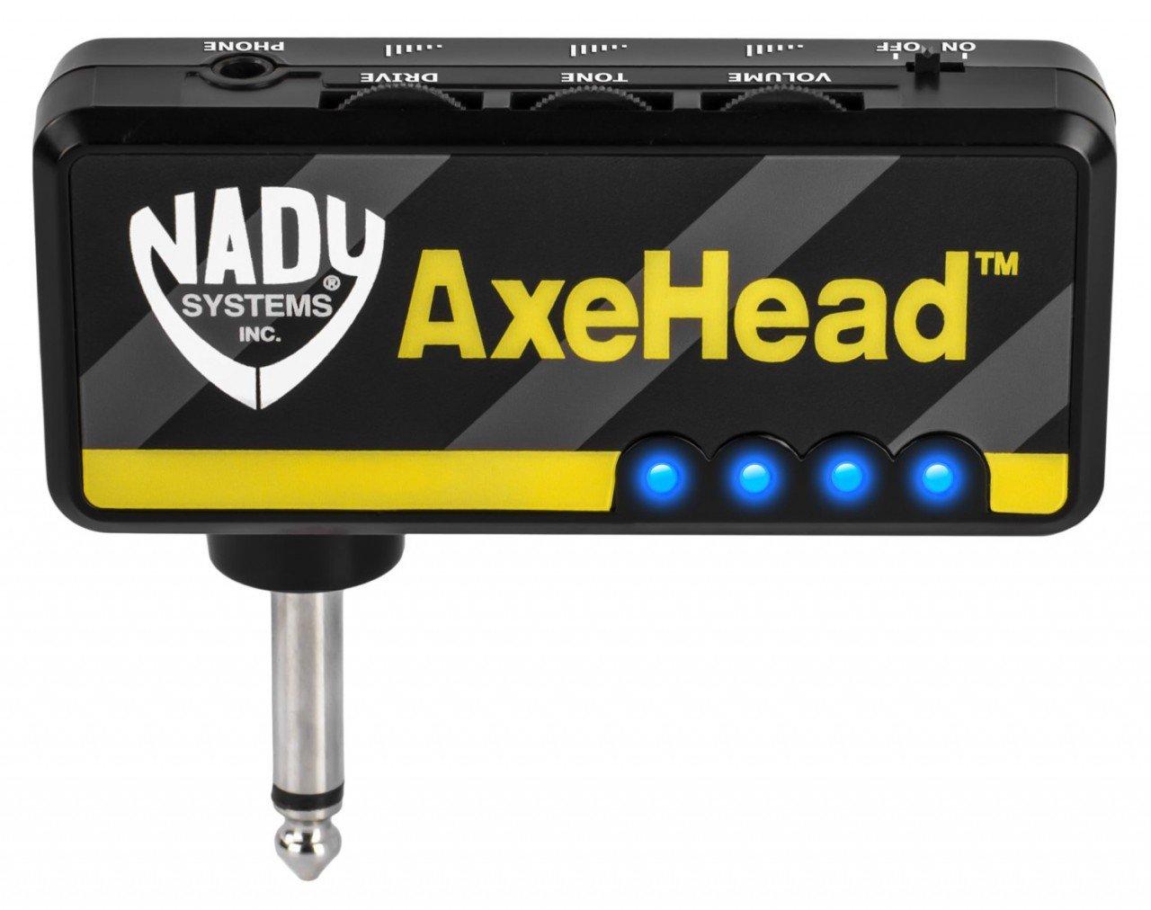 Axehead Mini Guitar Headphone Amp