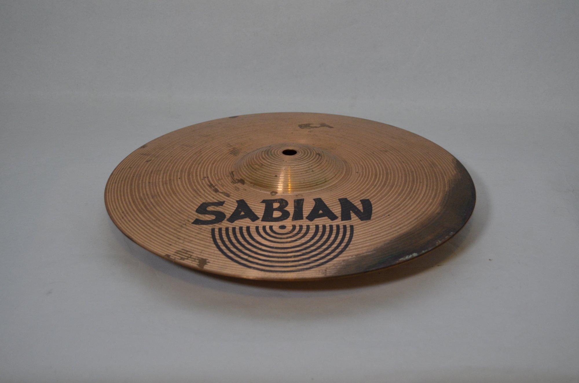 USED SABIAN B8 13 HI HAT SET