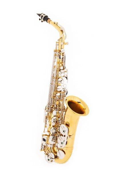 Fidelis Alto Saxophone (Yellow Brass)