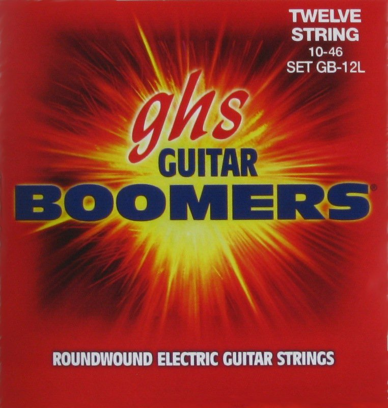 Light 12 string boomers