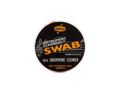 Saxophone Cleaning Swab and Cloth