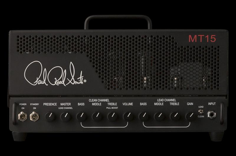 PRS MT 15 Two-Channel Amplifier