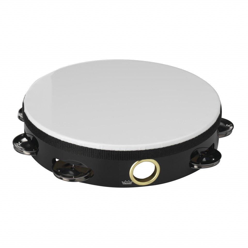8 Fixed Head Tambourine (1 row)