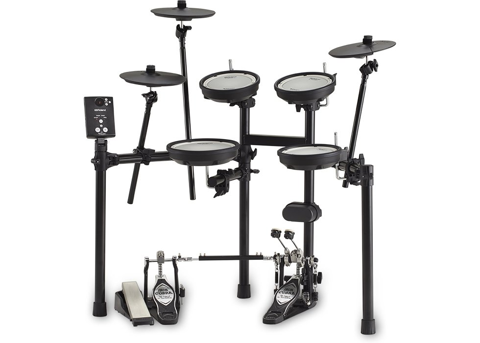 ROLAND TD-1DMK ELECTRONIC DRUM KIT WITH MESH HEADS AND STAND