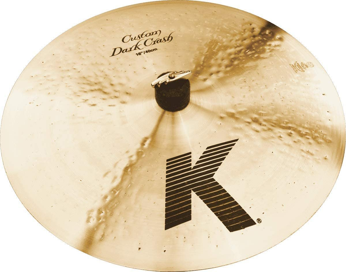 Zildjian 16 K Custom Dark Crash