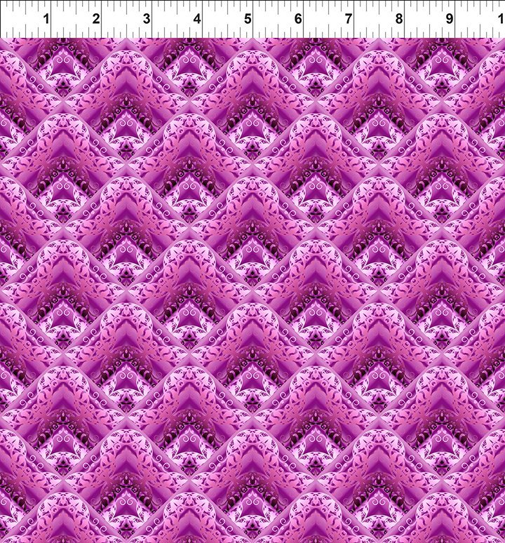 Unicorns Purple On Point ITB