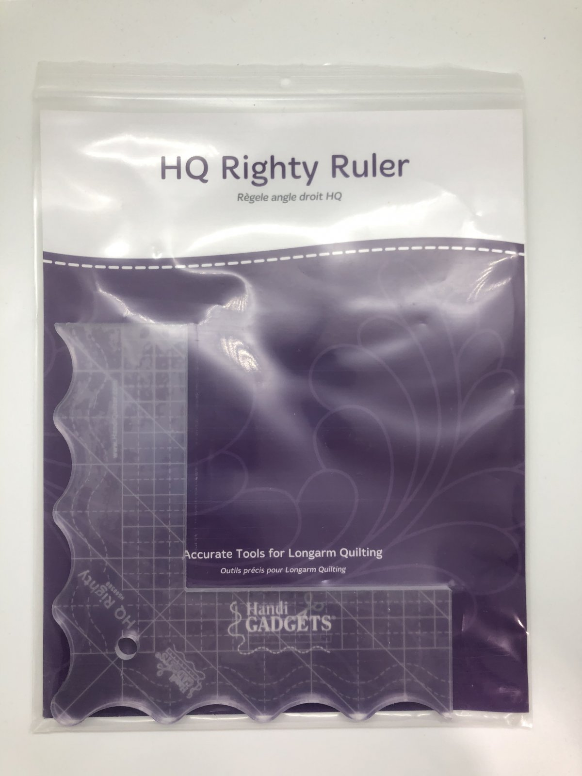 HQ Righty Ruler