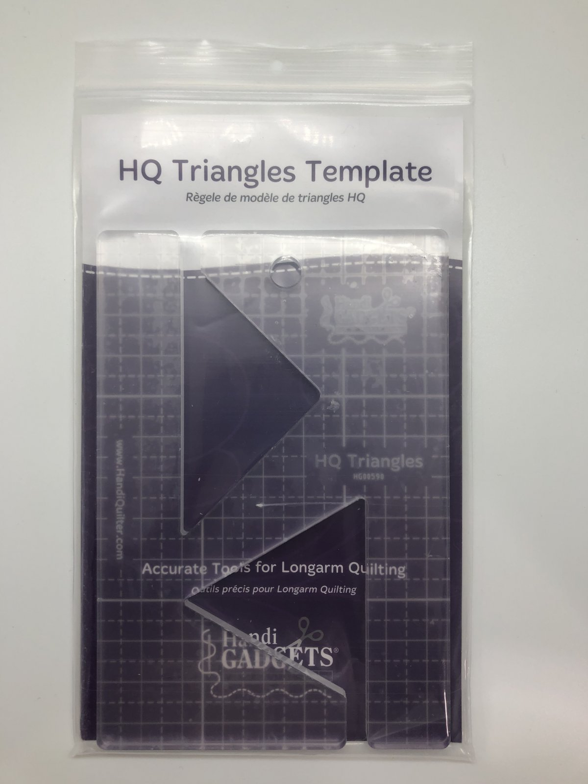 HQ Triangles Template