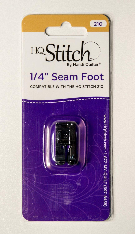 HQ Stitch 1/4 seam foot 210
