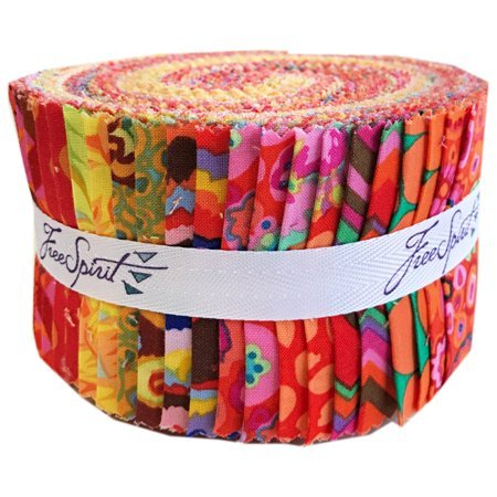 FREE SPIRIT  RED JELLY ROLL