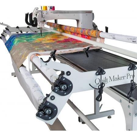 Janome Quilt Maker Pro 18 With 10ft or 12ft frame and bobbin winder