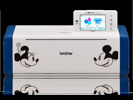 Scan N Cut Disney SDX230D