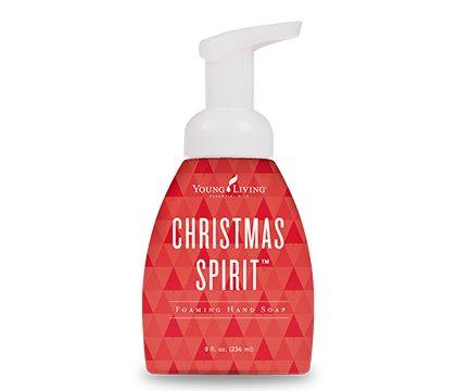 Christmas Spirit Foaming Hand Soap 8 fl. oz