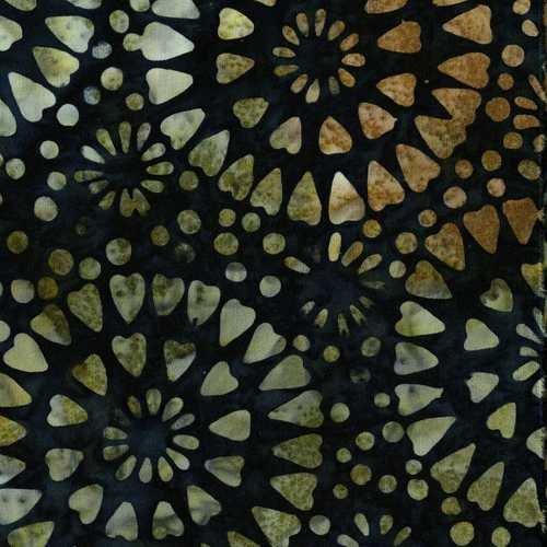 Amazon Batiks - Black