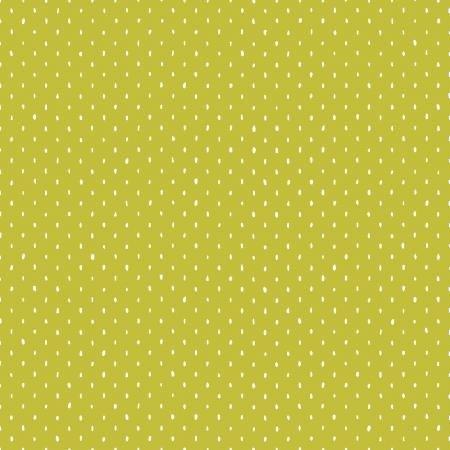 Cotton & Steel Basics - Stitch and Repeat - Avocado