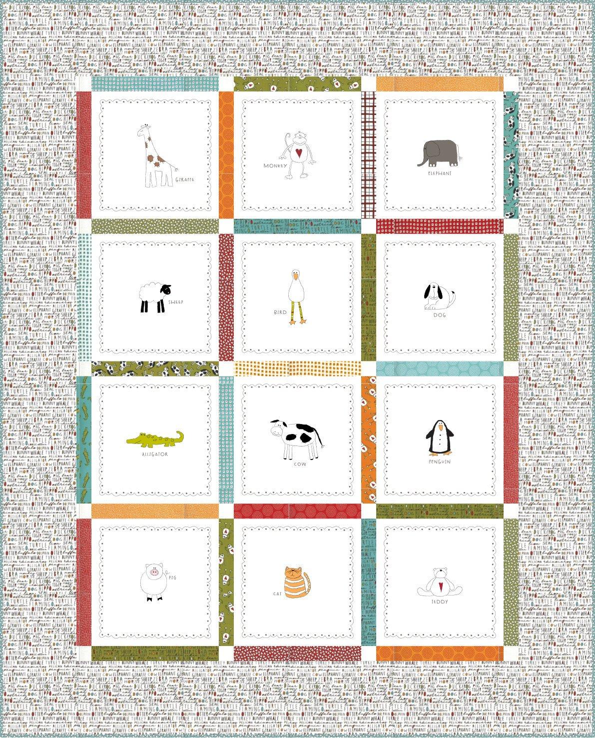 Duck Duck Moo Kit 37.5 x 44.5
