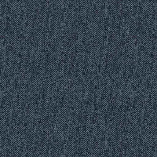 Winter Wool Tweed Midnight 61855
