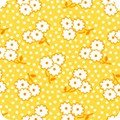 Teapot Garden  Yellow  9532