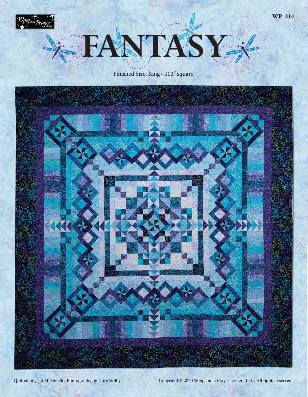 Tonga Fantasy BOM March 21 & Feb 22