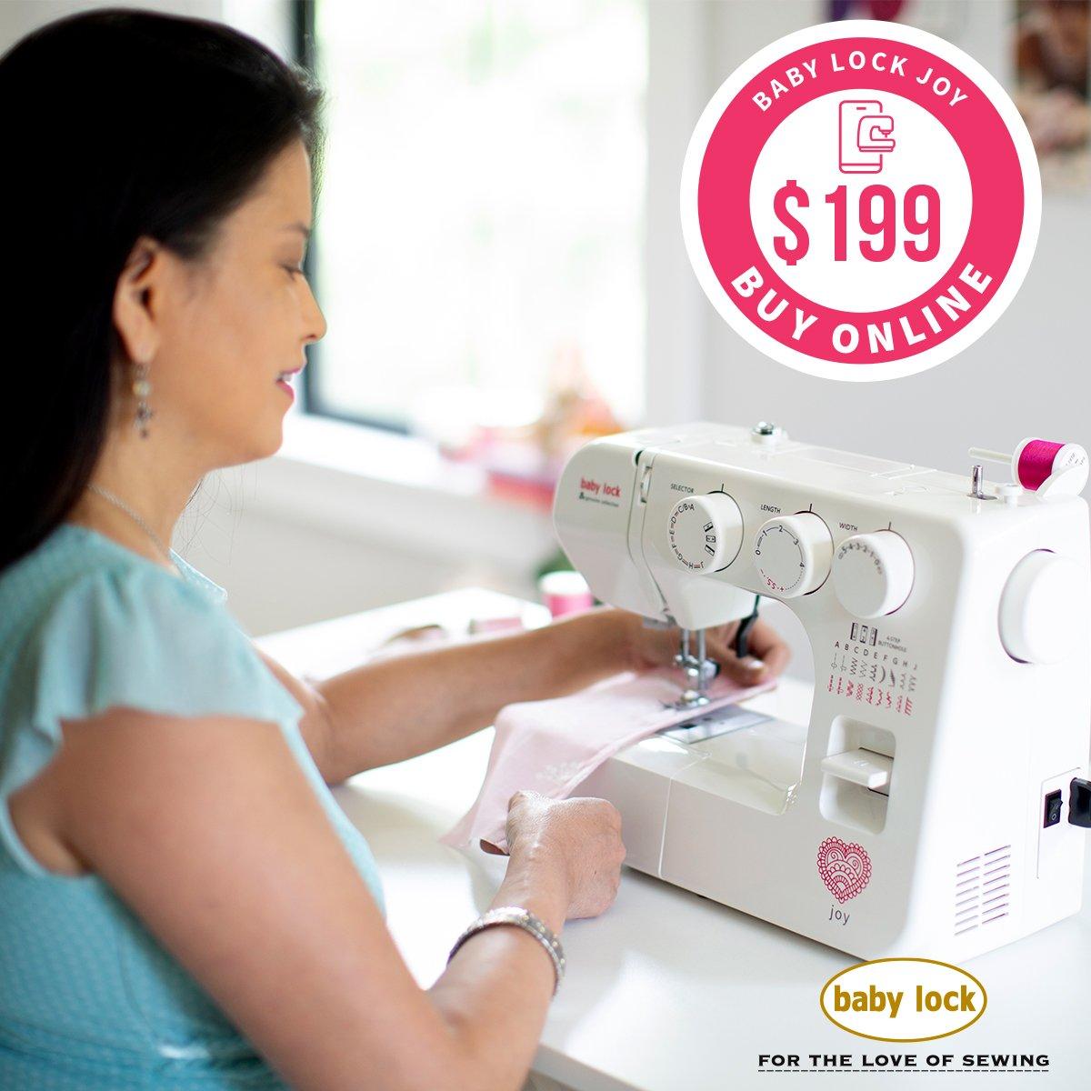 Joy Babylock Sewing Machine
