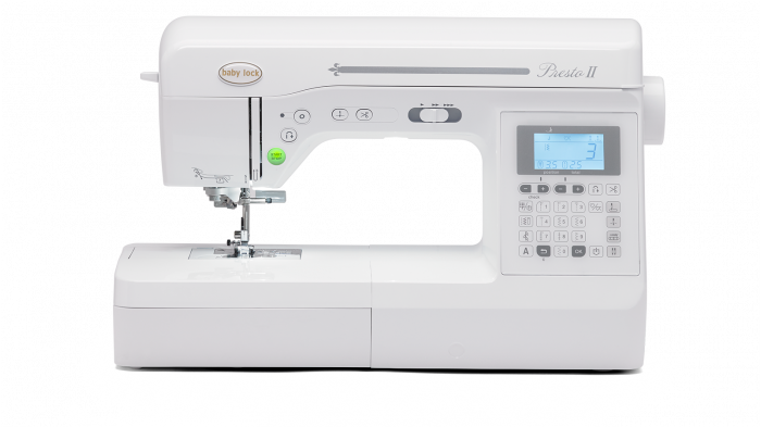 Presto 2 sewing machine