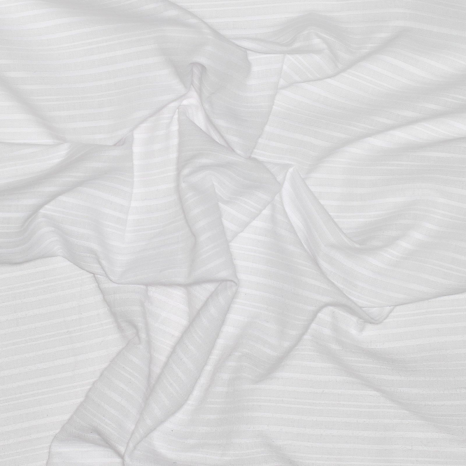 White Ottoman Cotton